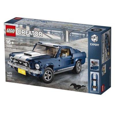 樂高 LEGO 10265 CREATOR Ford Mustang GT