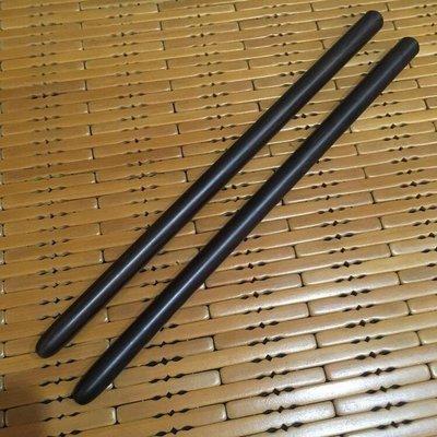 ZIHOPE 專業戰鼓棒 堂鼓棒 花鼓棒 黑檀排鼓棒 烏木小鼓棒 小鼓槌 小鼓錘ZI812