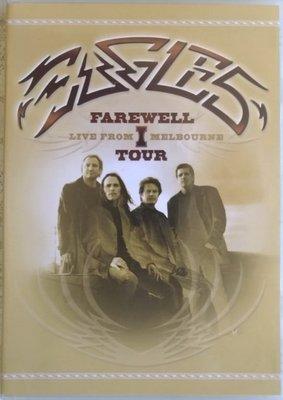 《絕版專賣》Eagles 老鷹合唱團 / Farewell I Tour 告別演唱會 (2DVD)