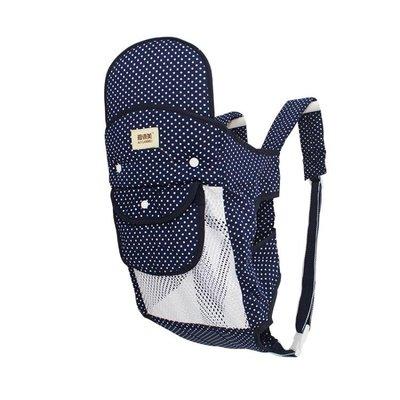 初新生嬰兒背帶前抱式多功能寶寶背袋腰凳傳統四爪背帶夏季透氣款