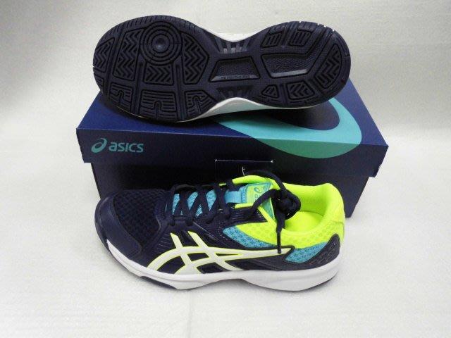 【n0900台灣健立最便宜】2018 asics 亞瑟士 UPCOURT 3 女排羽球鞋 1072A012-400