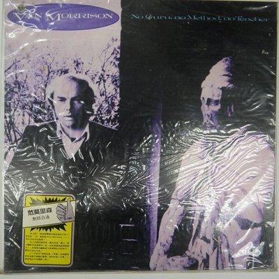 合友唱片 范莫‧里森 無師自通 (1986) 黑膠唱片 LP 面交 自取