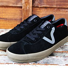 [Spun Shop] Vans Skata Sport Black/Gum