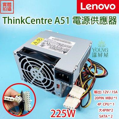 【漾屏屋】含稅 Lenovo 聯想 A51 225W 原廠 電源供應器 12V 15A 24R2567