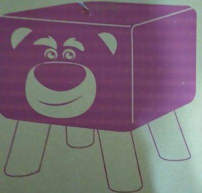 現貨現貨全家皮克斯單賣熊抱哥款玩皮好心情萌卡哇椅,玩具總動員,另有賣超Q玩偶大抱枕款