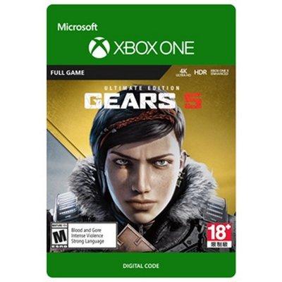 [全新] Xbox One 戰爭機器 5 標準版 (Gears 5 Standard)-數位下載版