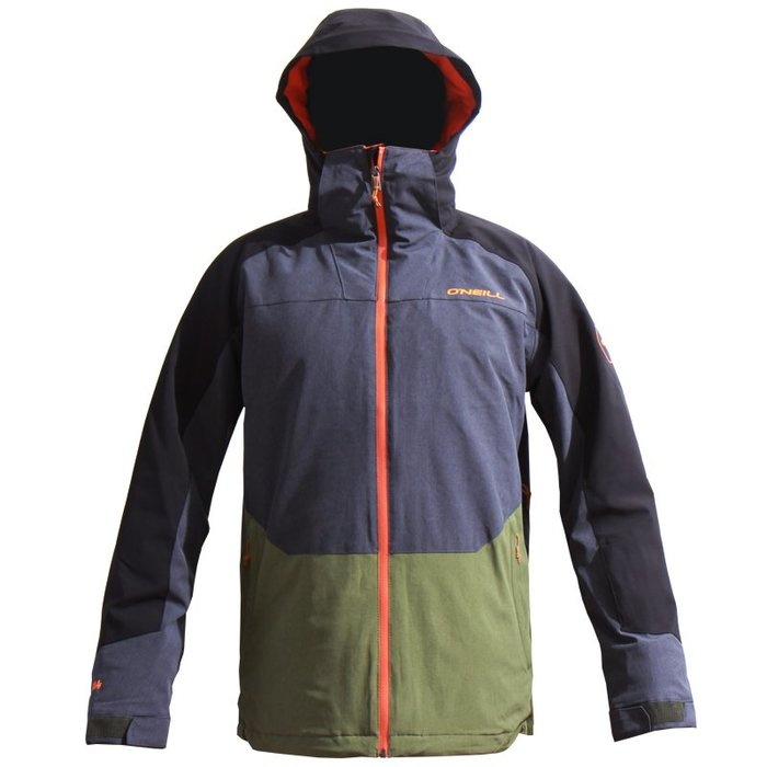 【荳荳物語】美國品牌ONEILL舖棉保暖男款滑雪衣,防水係數10k,4980元