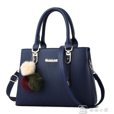 女包包手提包中年包大容量單肩斜背大氣時尚女士包包 下殺
