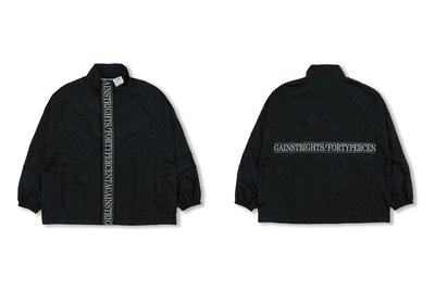 FORTY PERCENT AGAINST RIGHTS (FPAR) AW19 DAZED JACKET 外套