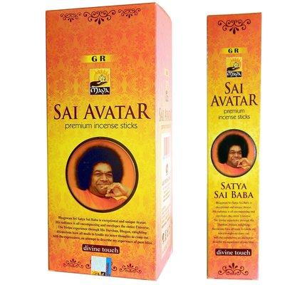 [晴天舖]印度線香 GR AVATAR 賽巴巴天師祈福系列 新品上市,歡迎混搭
