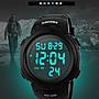[SKMEI]防水電子錶 大錶面 運動錶 學生錶 大錶徑 夜光手錶 潛水錶 SKMEI