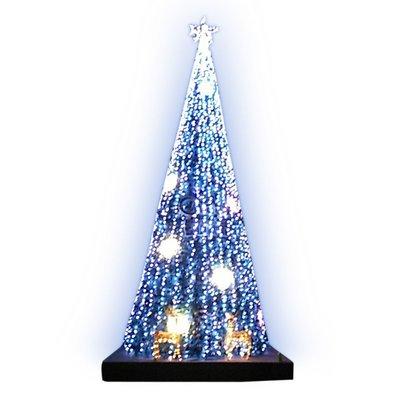 聖誕節大型燈光聖誕樹10米15米框架樹套裝戶外裝飾品酒店商場