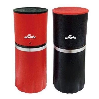 AKWATEK 第三代咖啡研磨隨行杯 咖啡杯 研磨/ 沖泡/ 過濾/ 手沖 兩色可選 嘉義市