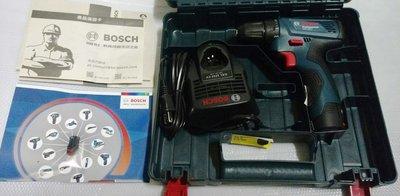 ~王董a五金行~德國 Bosch 博世 GSR120-Li 12V 鋰電 電鑽 起子機 單電池 充電鑽