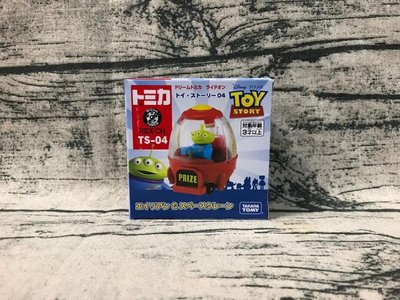 《GTS》 TAKARA TOMY 迪士尼小汽車 玩具總動員4 三眼怪&火箭_DS13410