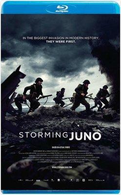 【藍光影片】攻堅朱諾 / 登陸朱諾灘 / STORMING JUNO(2010)