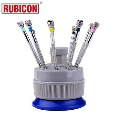 【品質屋】日本羅賓漢RUBICON精密型珠寶鐘表螺絲刀螺絲批套裝迷你螺絲刀
