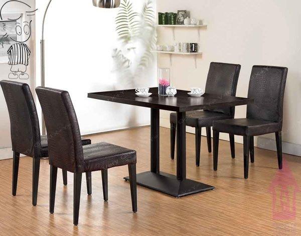 【X+Y時尚精品傢俱】現代餐桌椅系列-摩登 4尺餐桌不含皮面餐椅-居家. 餐飲.摩登家具