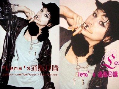 ☆。Lena's通販。日本知名品牌SLY專櫃正品超柔軟兔毛耳罩murua.emoda.moussy-現貨