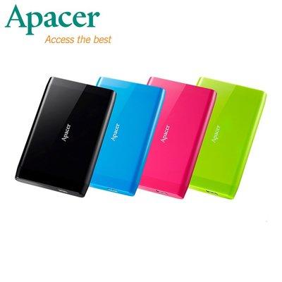 《SUNLINK》Apacer宇瞻 AC235 1TB USB3.1 Gen1 2.5吋行動硬碟 台北市