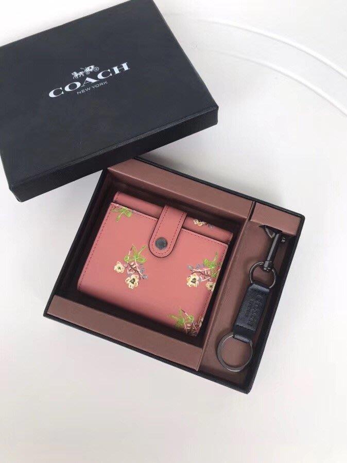 41a0748ecaa4 附新款禮盒附鑰匙圈、鏡子)琪琪代購COACH 21783 新款