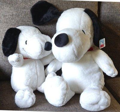 【卡漫迷】 Snoopy 絨毛 玩偶 42cm ㊣版 日版 站立 史奴比 史努比 絨毛 娃娃 擺飾 佈置 佈偶 收藏