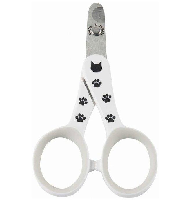 《FOS》日本製 貓咪 專用 指甲剪 指甲刀 高品質 寵物 修剪 修容 亞馬遜熱銷第一 貓奴 肉球 新款 限定