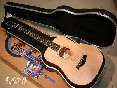 《民風樂府》美國 SKB-300 Baby Taylor Martin LX1 小吉他專用硬盒 吉他箱 特價出清