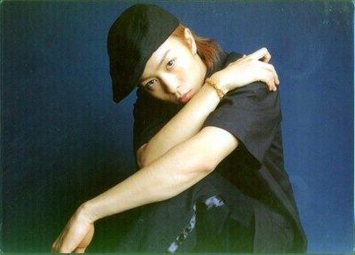 """嵐ARASHI 2003年夏""""How's It Going""""墊板--櫻井翔 *只有一張*"""