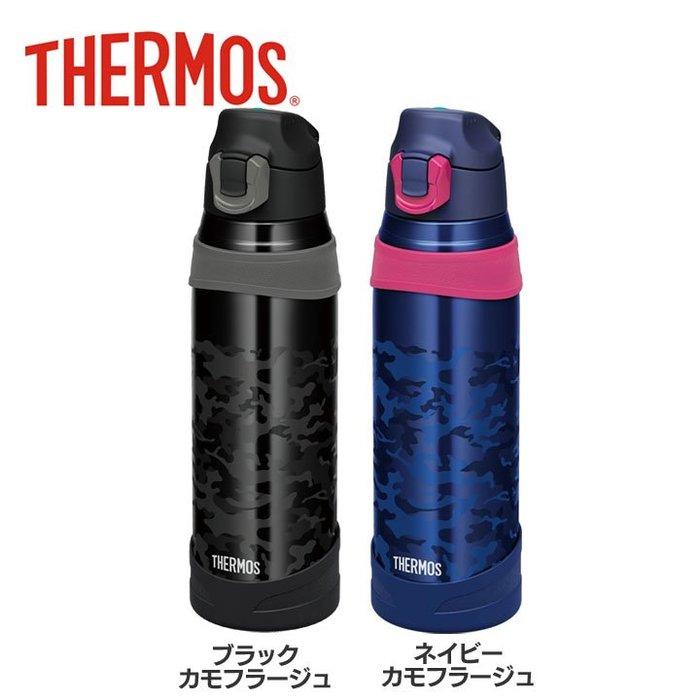 《FOS》日本 THERMOS 膳魔師 保冷瓶 保冷壺 1L 運動水壺 FHQ-1001 冷水壺 健身 夏天 熱銷 新款