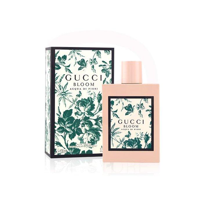 【DT髮品】Gucci Bloom 花悅綠漾女性淡香水 100ml 女香【2524060】