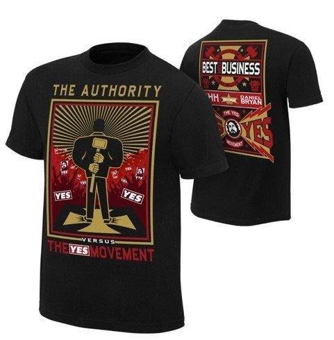 ☆阿Su倉庫☆WWE WrestleMania 30 Triple H vs Daniel Bryan T-Shirt