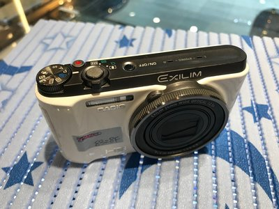 Casio 卡西歐 二手ZR1500 美肌廣角相機 便宜相機 相機分期