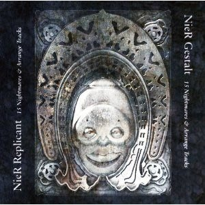 Nier Gestalt & Replicant 15 Nightmares & Arrange Tracks (日版)