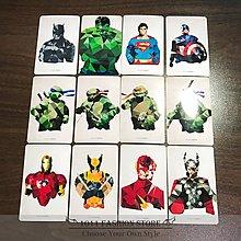 MARVEL DC 復仇者聯盟 蝙蝠俠 鋼鐵人 美國隊長 忍者龜 icash2.0 悠遊卡 一卡通 限量卡貼