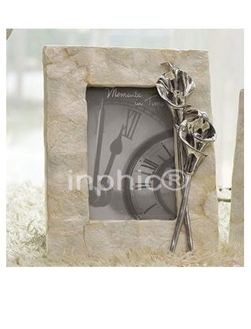 INPHIC-現代樹脂相框 貝殼裝飾品 工藝擺飾相框畫框