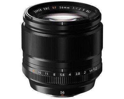 【柯達行】富士 FUJIFILM XF 56mm F1.2 R 定焦大光圈鏡頭 平行輸入~免運...A