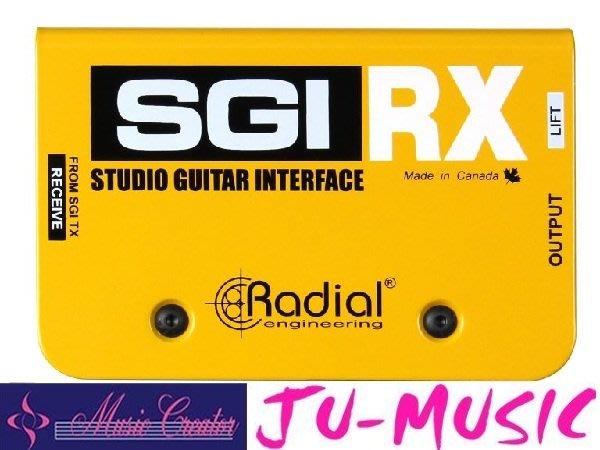 造韻樂器音響- JU-MUSIC - Radial SGI Guitar Interface 『公司貨,免運費』