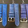 艾曼達精品~ 24mm高質感奪目搶眼天藍, 紫藍, 粉...