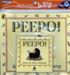 *小貝比的家*PEEPO! /平裝英文繪本附CD/3-6歲/趣味幽默