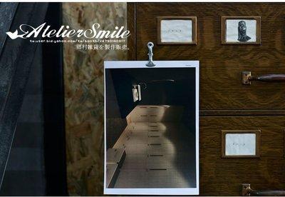 [ Atelier Smile ] 鄉村雜貨 北歐風 / 金屬文具系列 / Dulton 文件夾 名片夾10入(現+預)