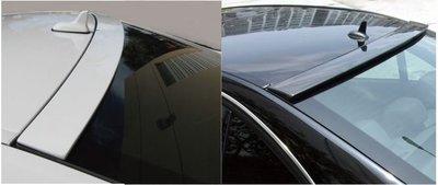 DJD19051339 BENZ W212 E-Class 後遮陽 頂翼 後上擾流 ABS素材
