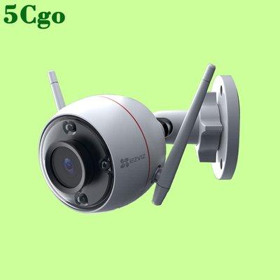5Cgo【含稅】海康威視螢石C3W無線網絡監控攝像頭室外防水雙向家用雙向對講遠程連手機高清夜視558193834223