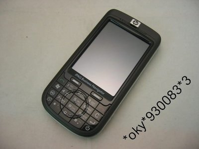 HP iPAQ 610 Business Navigator Windows Mobile 6 智能手機 90%
