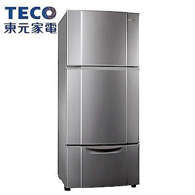 泰昀嚴選 TECO東元477公升變頻三門冰箱 R4765VXLH 線上刷卡免手續 全省配送拆箱定位 A
