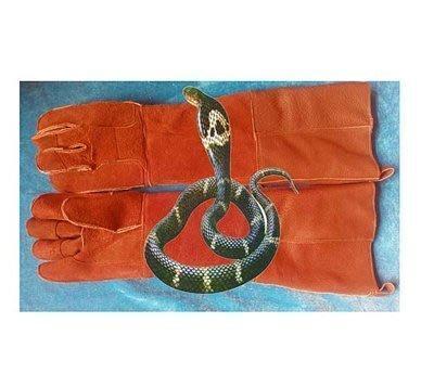 【易發生活館】最專業抓蛇手套 養殖取毒蛇鉗勾夾子防咬防抓專用 寵物動
