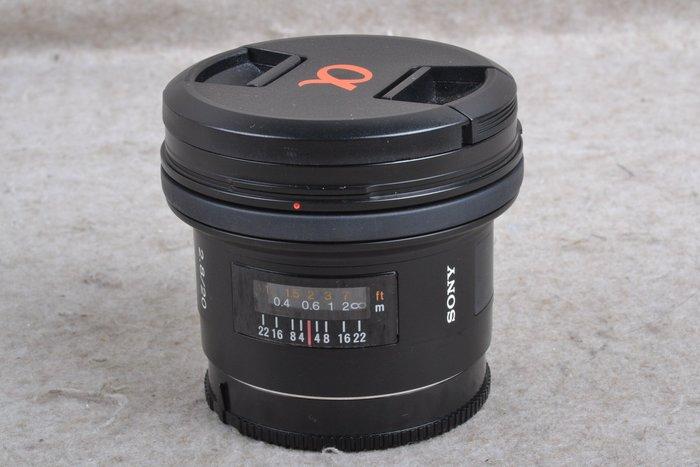 【品光數位】SONY 20mm F2.8 SAL 定焦 廣角 大光圈 Alpha卡口 #59364