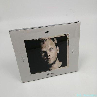 Avicii  艾維奇 TIM  (Explicit) 2019  專輯  CD 提姆 柏格林