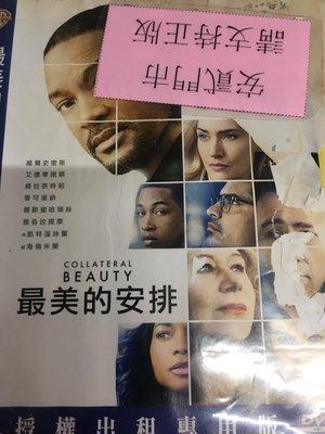 安貳@50339  DVD 有封面紙張【最美的安排】全賣場台灣地區正版片