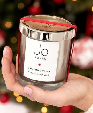 EUstore現貨預購►Jo Loves香氛蠟燭185g聖誕樹/煙燻李子與皮革/煙燻木質燃木壁爐Jo Malone創辦人